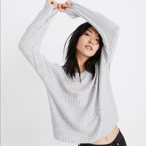 Madewell Relaxed Crewneck Sweater